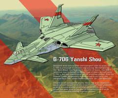 G-706 Yanshi Shou by Hoborginc