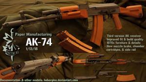 PM AK-74 by Hoborginc