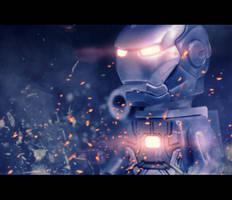 LEGO - War Machine by ArchWorks