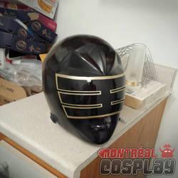 Gold Zeo - Power Ranger Helmet by MontrealCosplay
