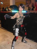 Akira Kazama Cosplay by Azael1332Ragnarok
