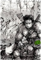 Fallout 4 Survivor ink by MyCKs