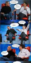 Bill Gates + Steve Jobs Comic by charmanderfan7