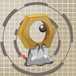 Meltan- Gen 8 Pokemon? by pikachuandpichu106