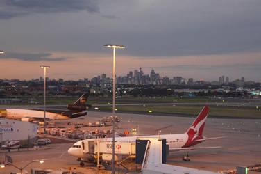 Leaving Sydney by yury-n