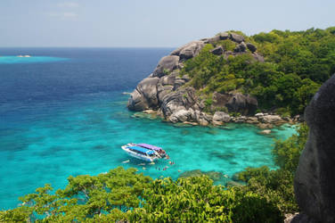 Similan islands by yury-n