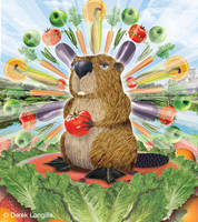Veggie Beav by DerekL