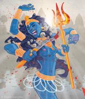 Kali by DerekL