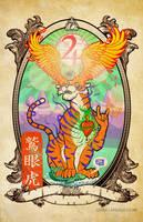 Tiger Poster by DerekL