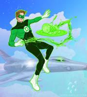 Green Lantern by DerekL