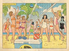 30th Century Girls by DerekL