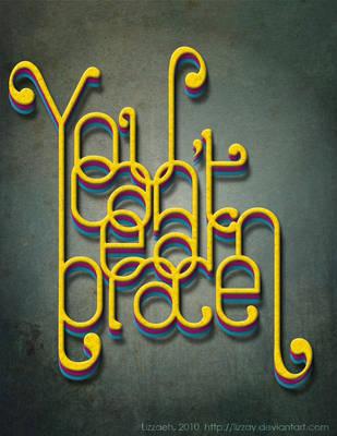 You can't earn grace. by lizzAy