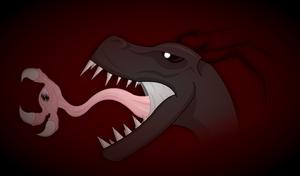 Commission:  Raptor Leader by LegendaryFrog