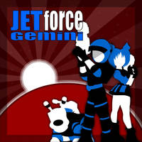 Retro Jet Force Gemini by LegendaryFrog