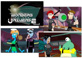 Wonders ofThe Universe Preview by LegendaryFrog