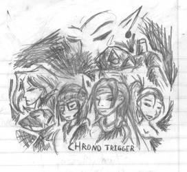 Chrono Trigger Cast by LegendaryFrog