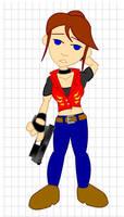 Resident Evil:  Claire Model by LegendaryFrog