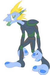 WoW: Hexx the Troll by LegendaryFrog