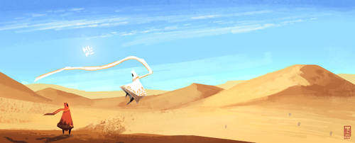 Journey Spitpaint by Spikings