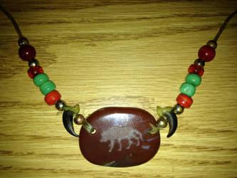 Totem Necklace by takeshou13