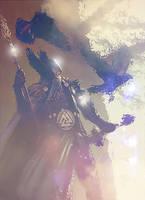 Odin Mythology by danirave