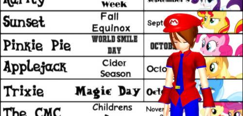 The Next Pony Holiday is WHAAAATTTT?!?! by Mario-McFly