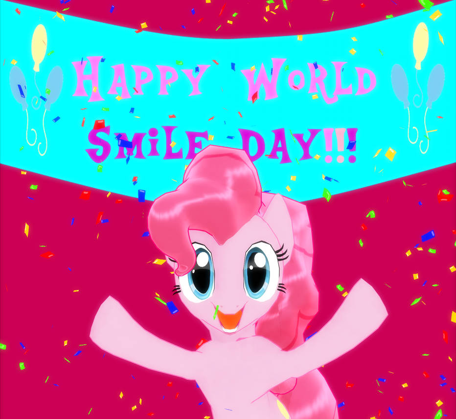 Happy World Smile Day 2018!!! by Mario-McFly