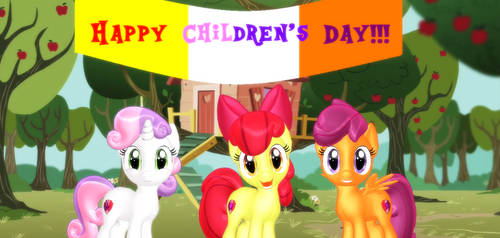 Happy Children's Day From The CMC!! (Nov. 20/2018) by Mario-McFly