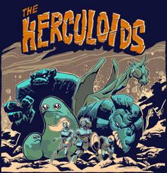 The Herculoids by nelsondaniel