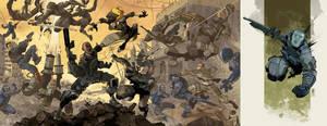 Big Battle by nelsondaniel