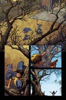 The Cape page 1 color by nelsondaniel
