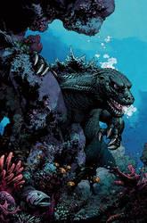 Godzilla by nelsondaniel