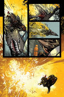 Wild Blue Yonder issue 5 page 14 Color by nelsondaniel