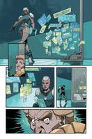 Judge Dredd #24 page 13 by nelsondaniel