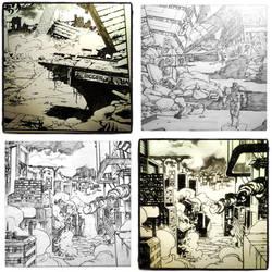 Dredd Instagramies 2 by nelsondaniel