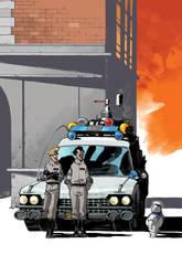 Ghostbusters Deviations by nelsondaniel