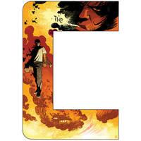 The Cape: Fallen #1 Variant covers by nelsondaniel