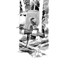 Inktober #5 by nelsondaniel