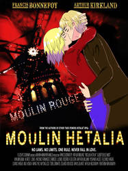 Moulin Hetalia - Movie Poster by MiharaEmiko