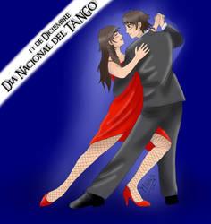Dia Nacional del Tango by MiharaEmiko