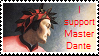 Stamp - Master Dante by Ghostbusterlover