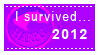 i survived 2012 by MissDudette