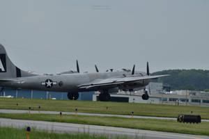 B-29 FIFI take off by Hero-Ritsuka