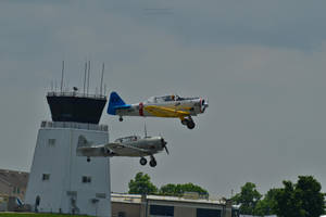 simultaneous Takeoff by Hero-Ritsuka