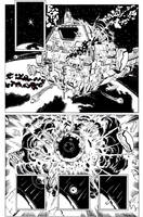 Space Explosion Inks by Bienvenu