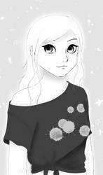 Girl by Milkiouais1