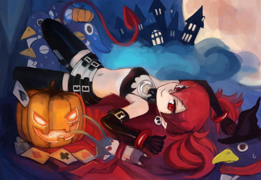 Happy Halloween2012 by cyrusHisa