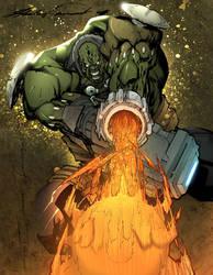 Nick Fury s Howling Commandos by zaratus