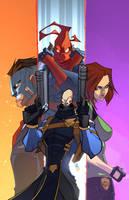 Gun Ghoul cover by zaratus