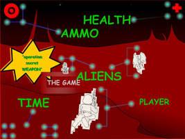 Game screen concept by bangerbishop